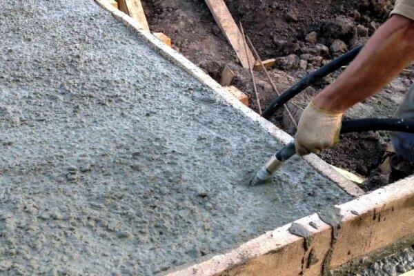 бетон f100